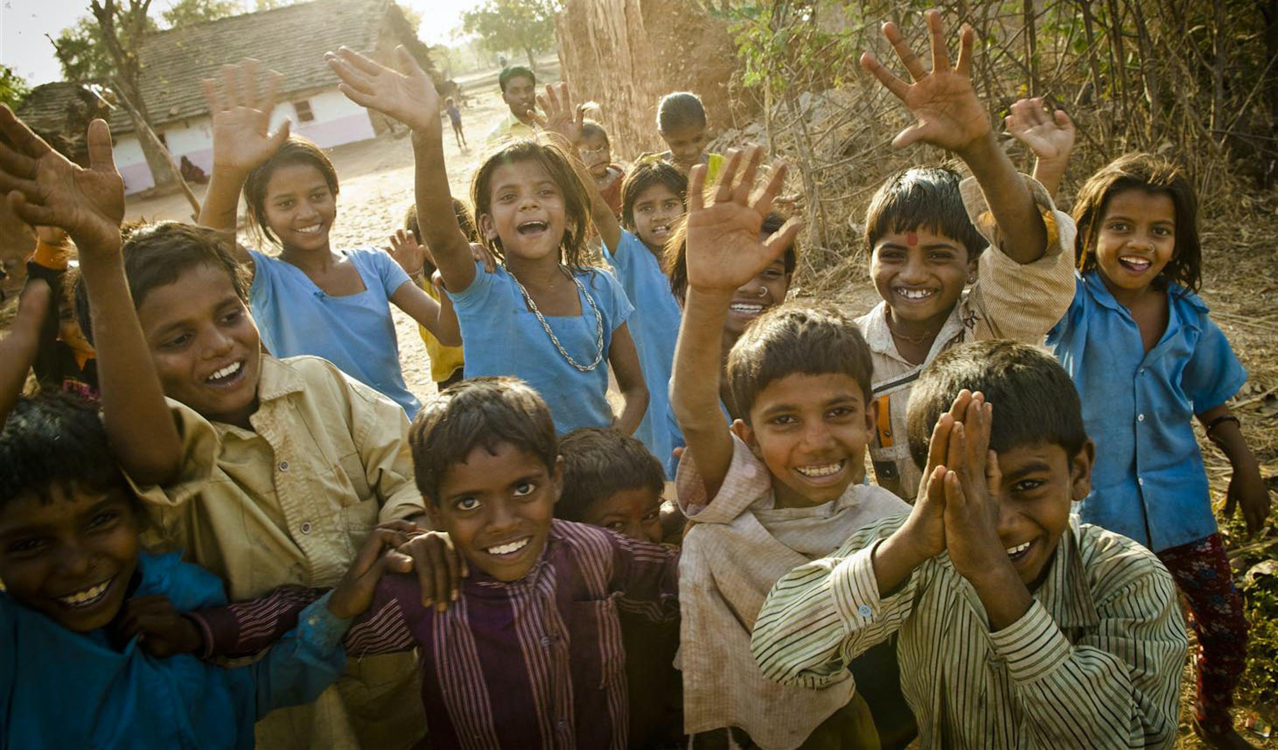 © UNICEFINDA2011-00191NIKLAS HALLE