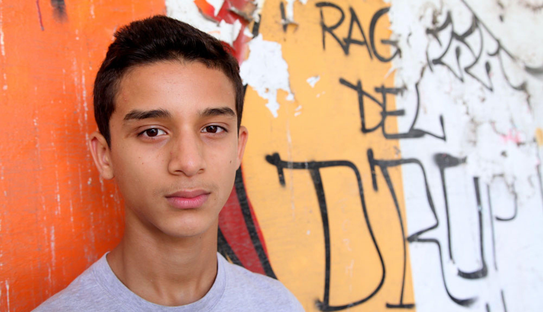 Walid, 14 anni, Torino - ©UNICEF/NYHQ2014-1954/Giacomo Pirozzi