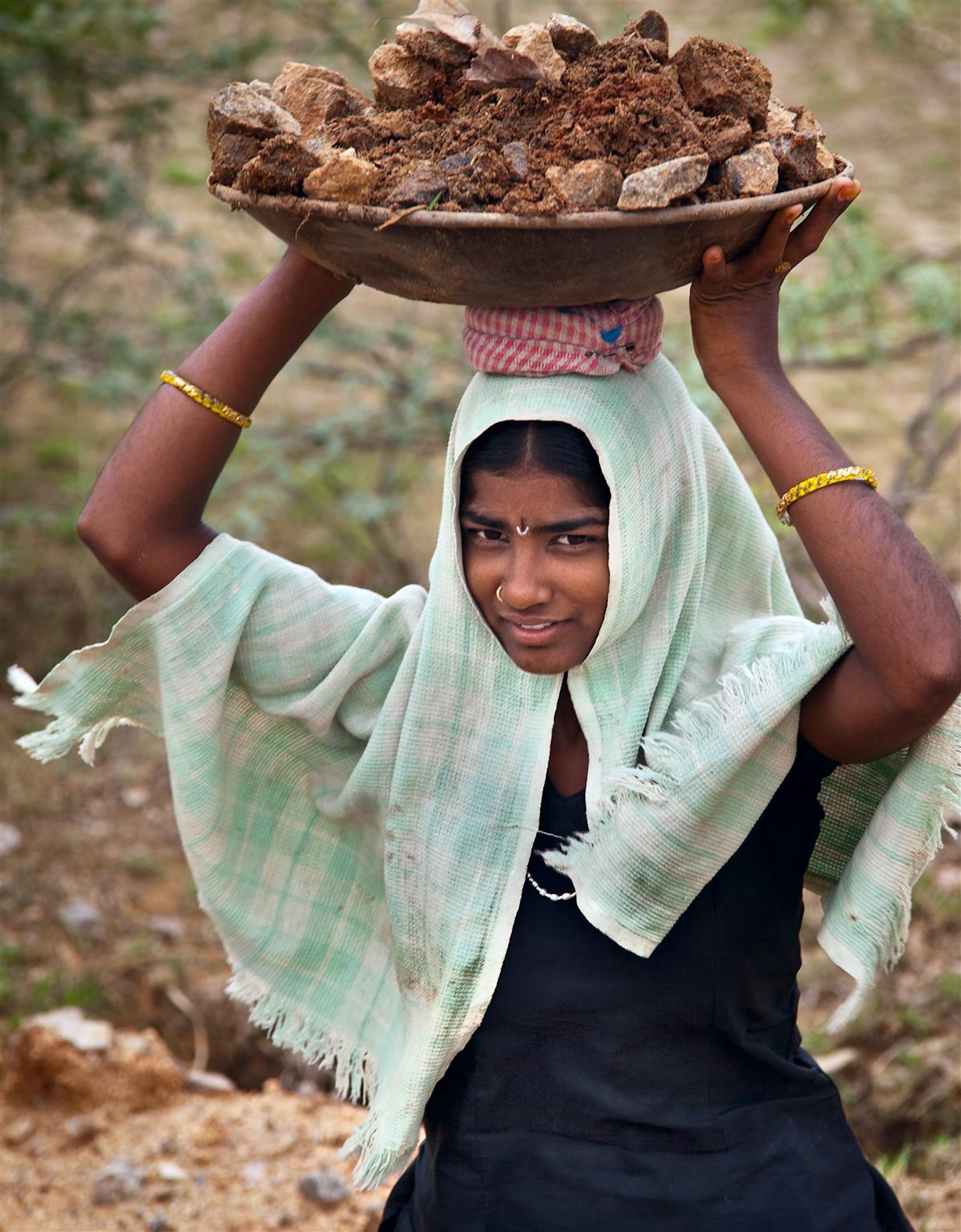 © UNICEFINDA2010-00084CrouchINDIA, 2010