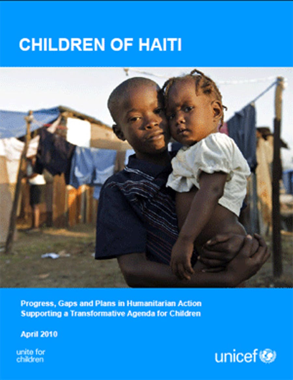 Children-of-Haiti.jpg @UNICEF