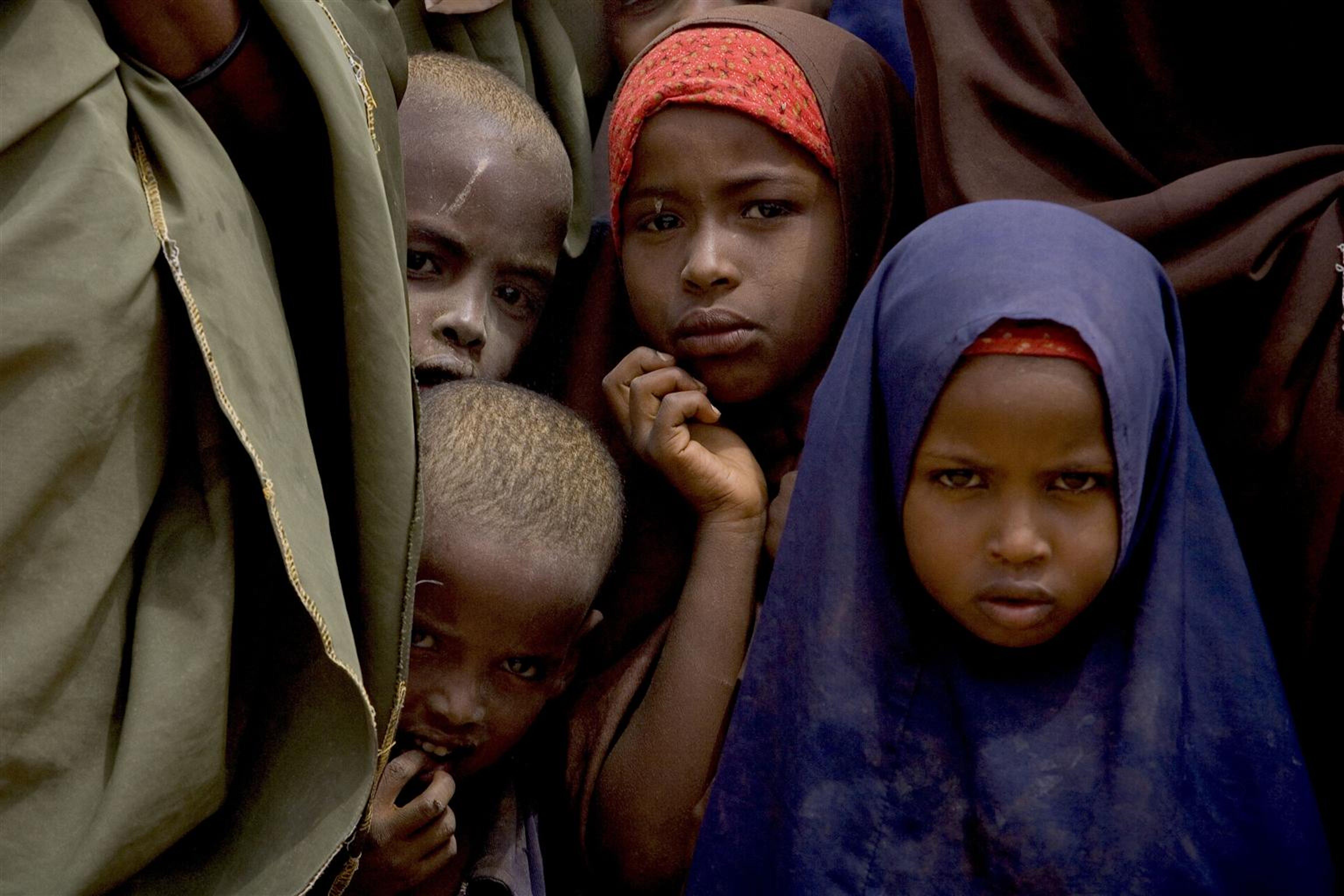 Kenya, Somalia, Etiopia e Gibuti stanno affrontando la peggiore siccità degli ultimi 50 anni. 2 milioni di bambini sono in pericolo di vita.
