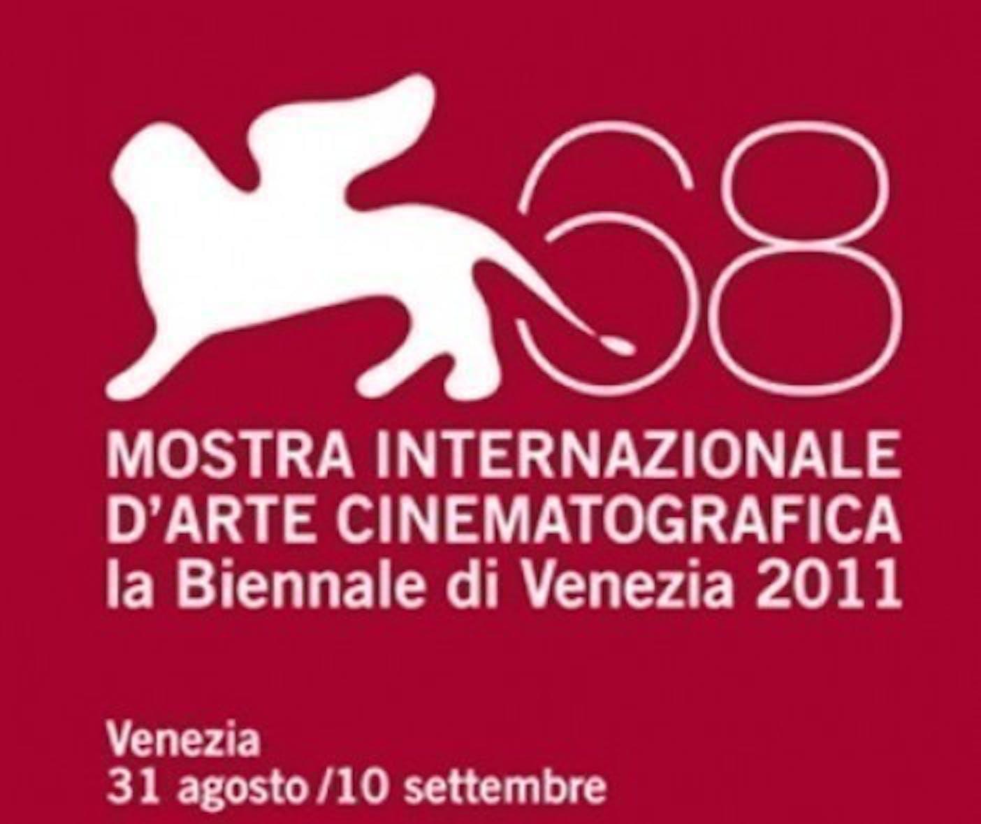 Logo della 68° Mostra internazionale del Cinema di Venezia