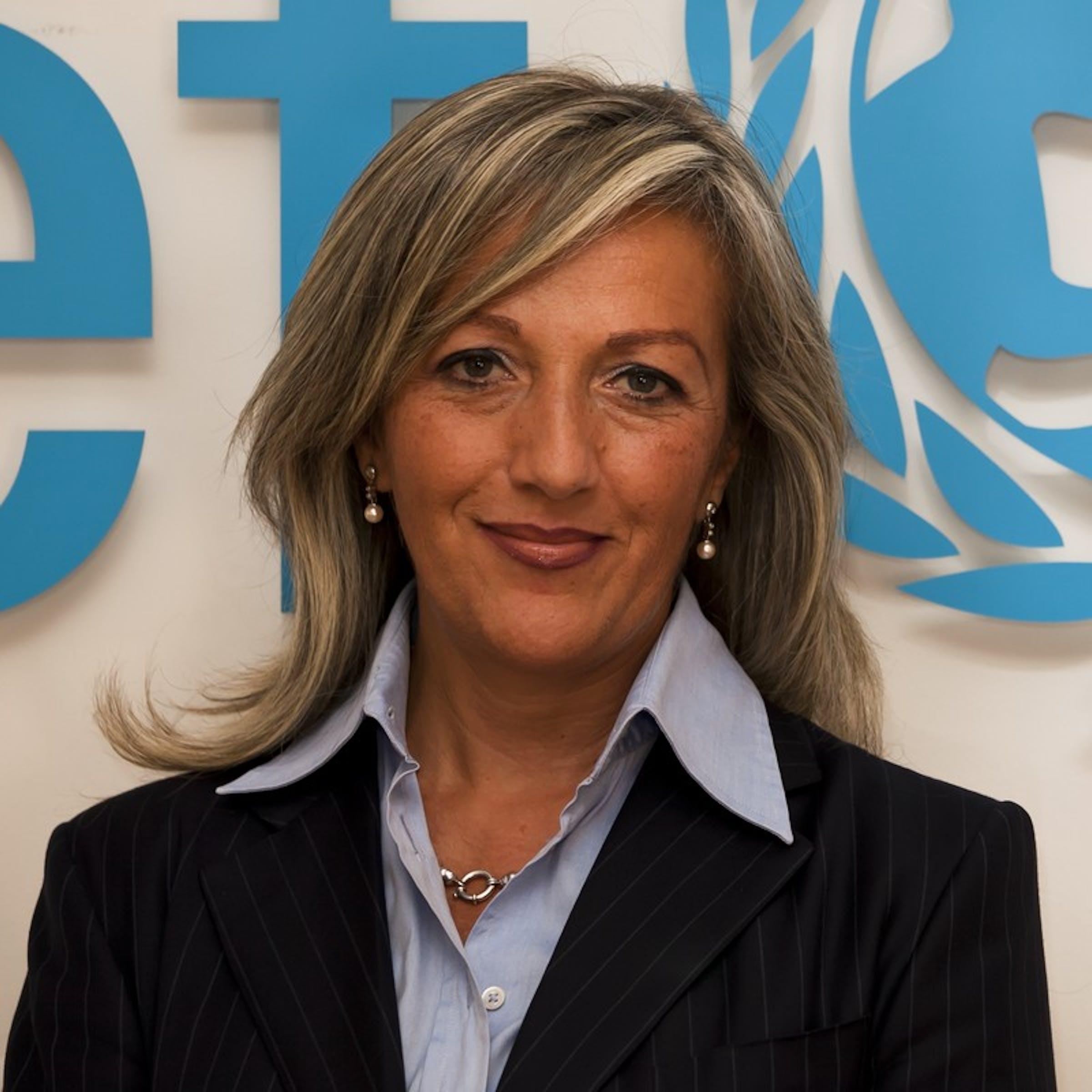 Paola Bianchi, Vicepresidente dell'UNICEF Italia - ©UNICEF Italia/2011/A.Longobardi