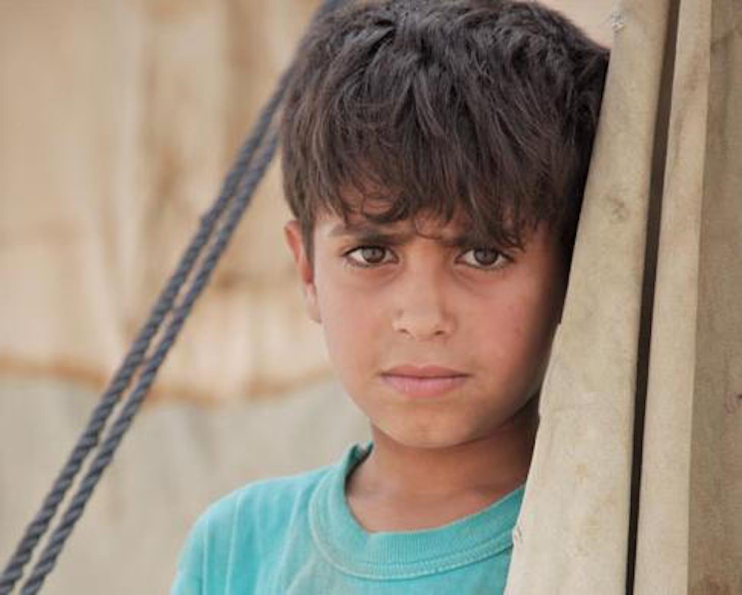 Inaccettabili le violenze sui bambini in Siria