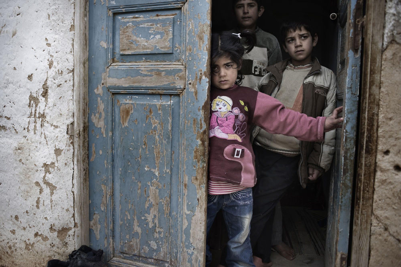 Migliaia di bambini siriani stanno subendo gravissimi traumi a causa del conflitto: una delle principali attività dell'UNICEF in questa fase della crisi è il recupero psicologico per i più piccoli - ©UNICEF/NYHQ2012-0218/Romenzi
