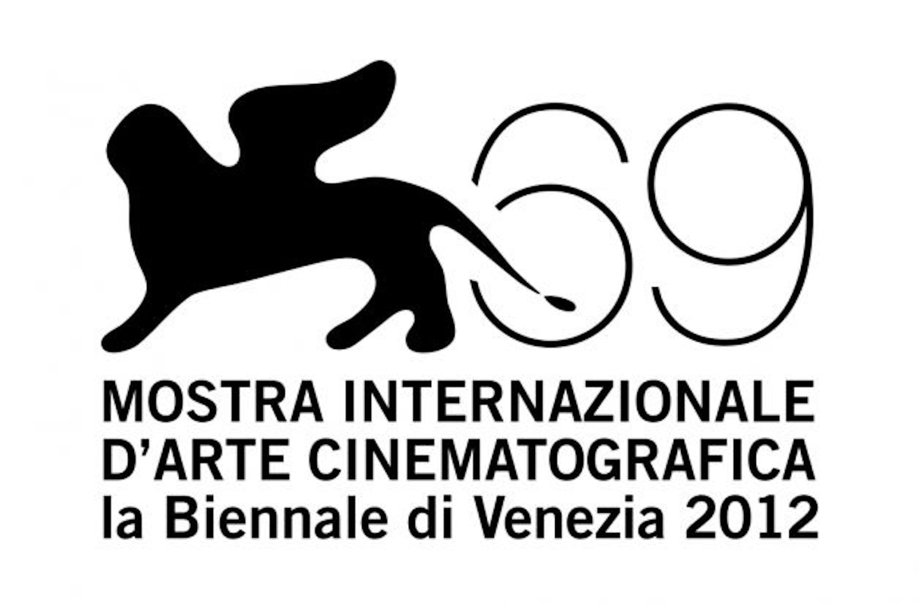 Logo della 69° Mostra Internazionale di Arte Cinematografica (Venezia 2012)
