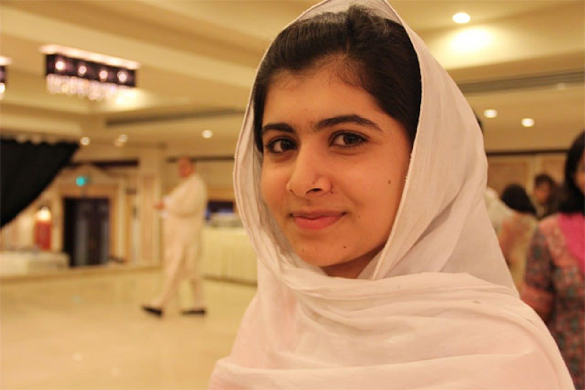 Malala Yousafzai, la studentessa pakistana ferita nell'attentato del 9 ottobre