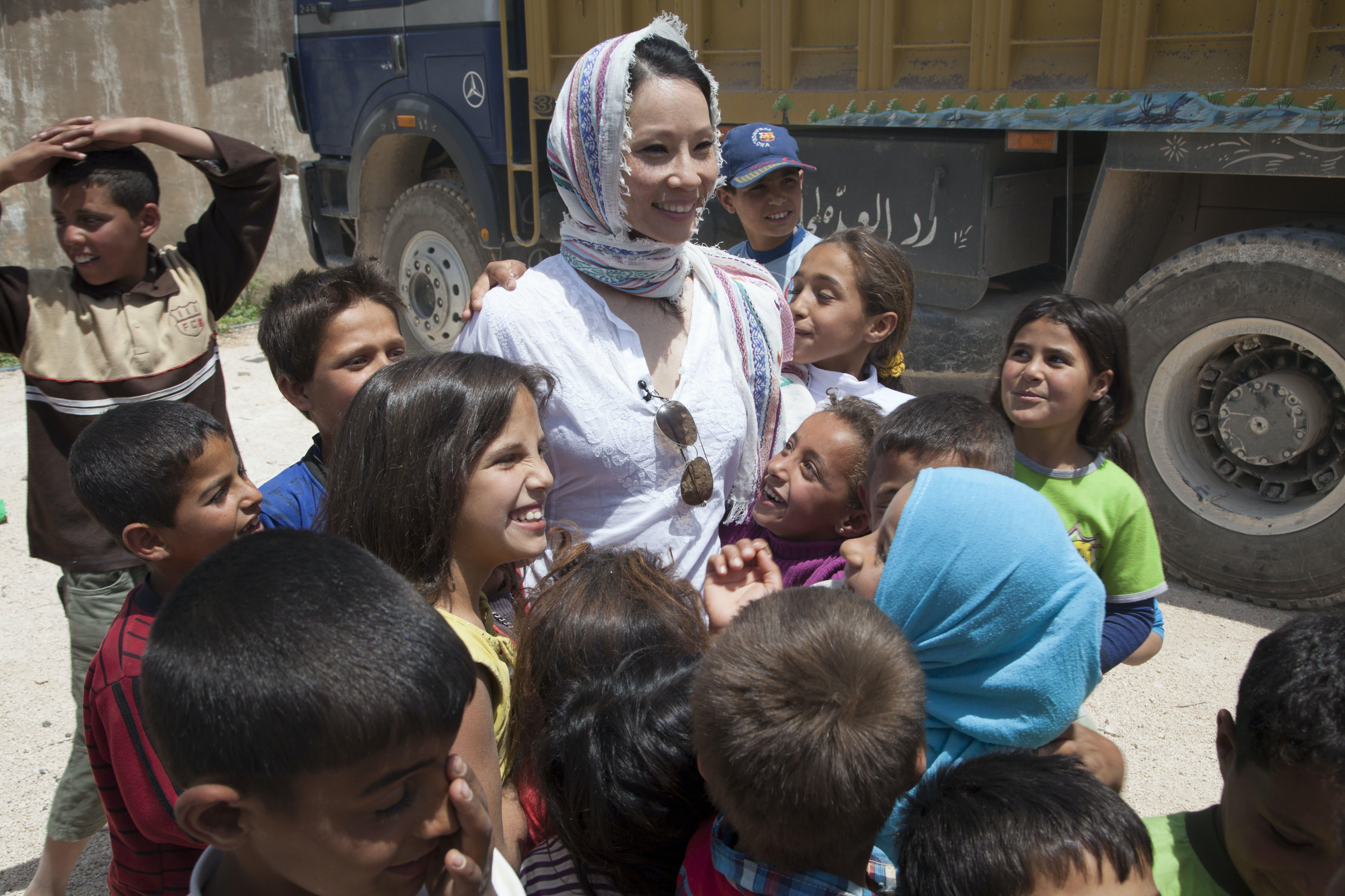 Courtesy of the U.S. Fund for UNICEF / © Sarah Hunter