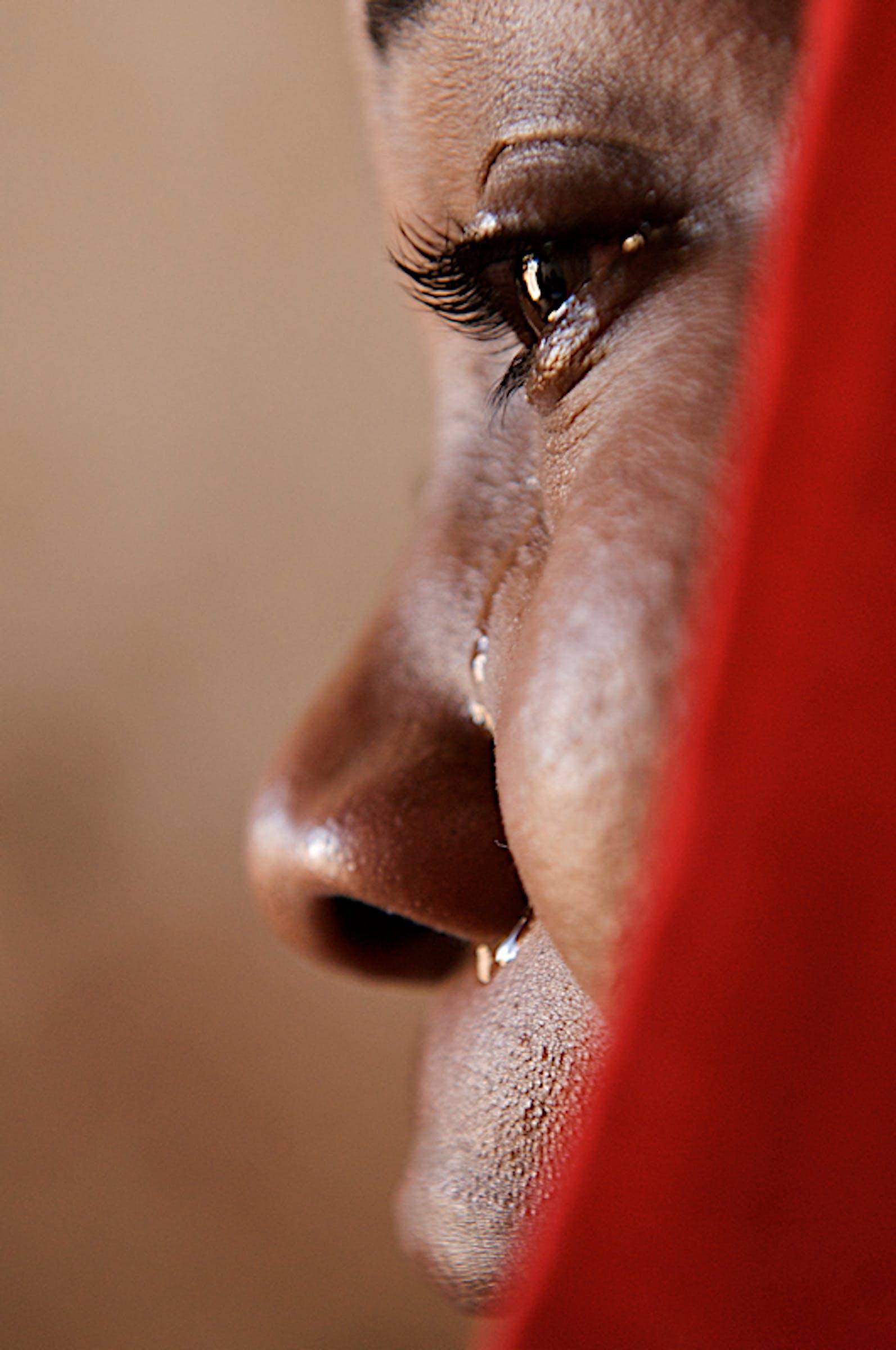 La madre di una bambina di 8 anni vittima di abusi sessuali a Zanzibar (Tanzania) - ©UNICEF/NYHQ2010-1826/S.Noorani