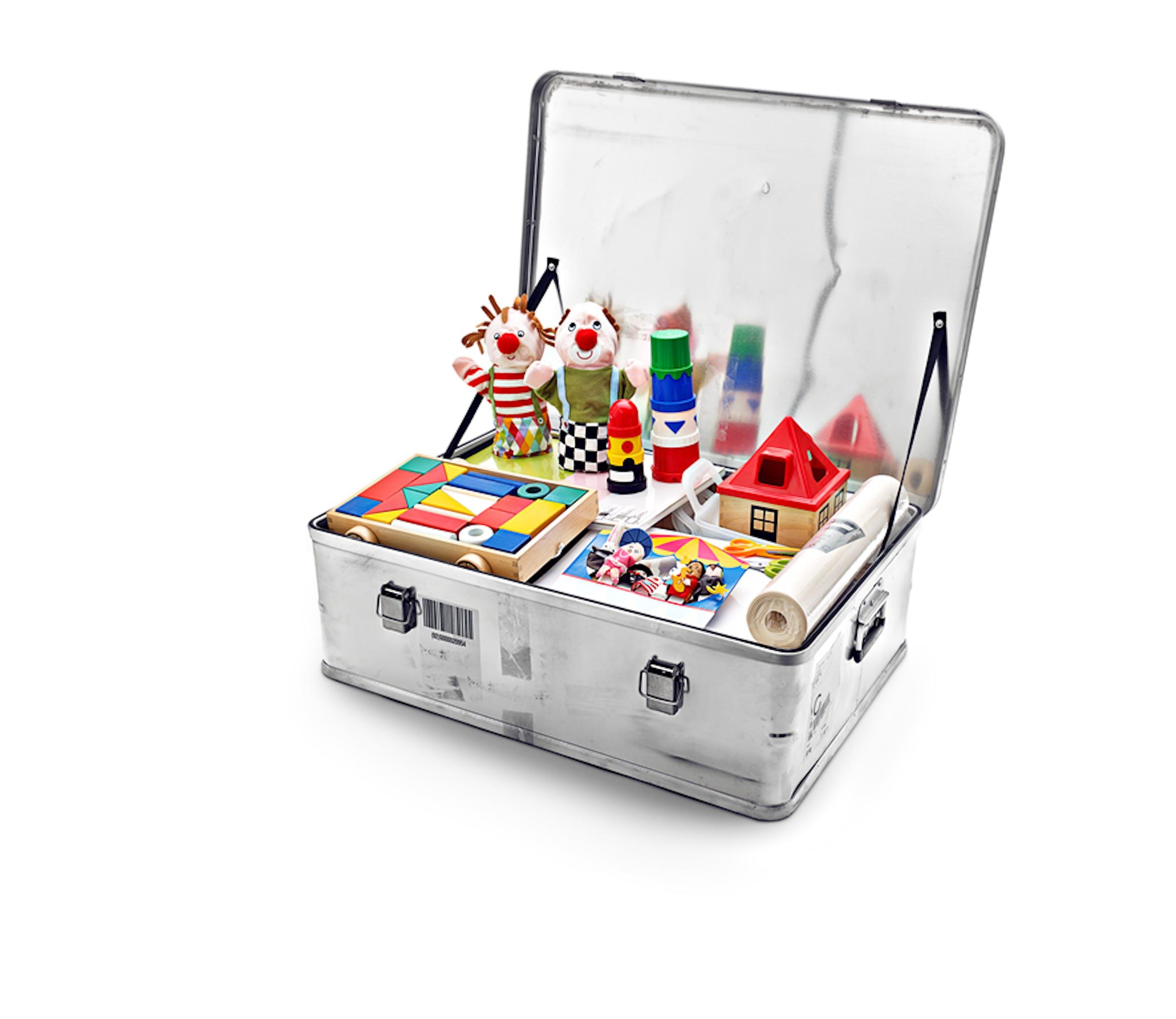"""Kit IKEA-UNICEF """"Programma di Sviluppo della Prima Infanzia"""""""