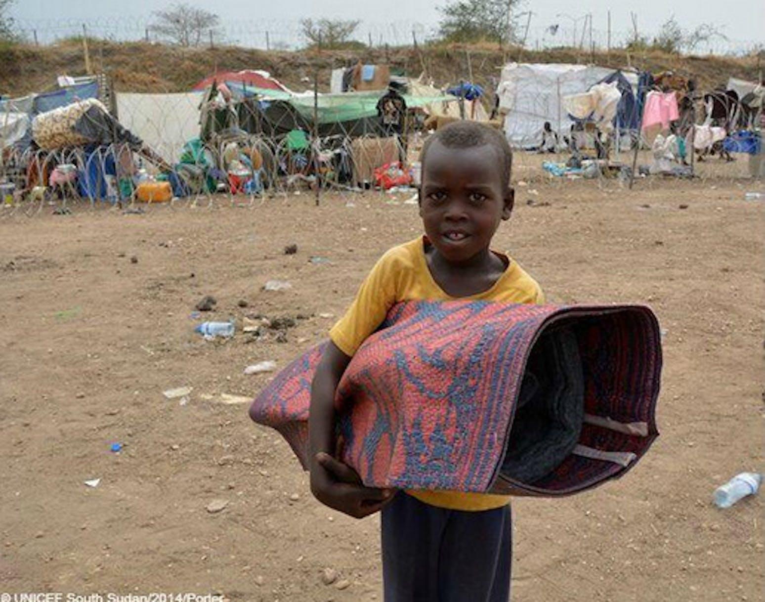 ©UNICEF Sud Sudan/2014