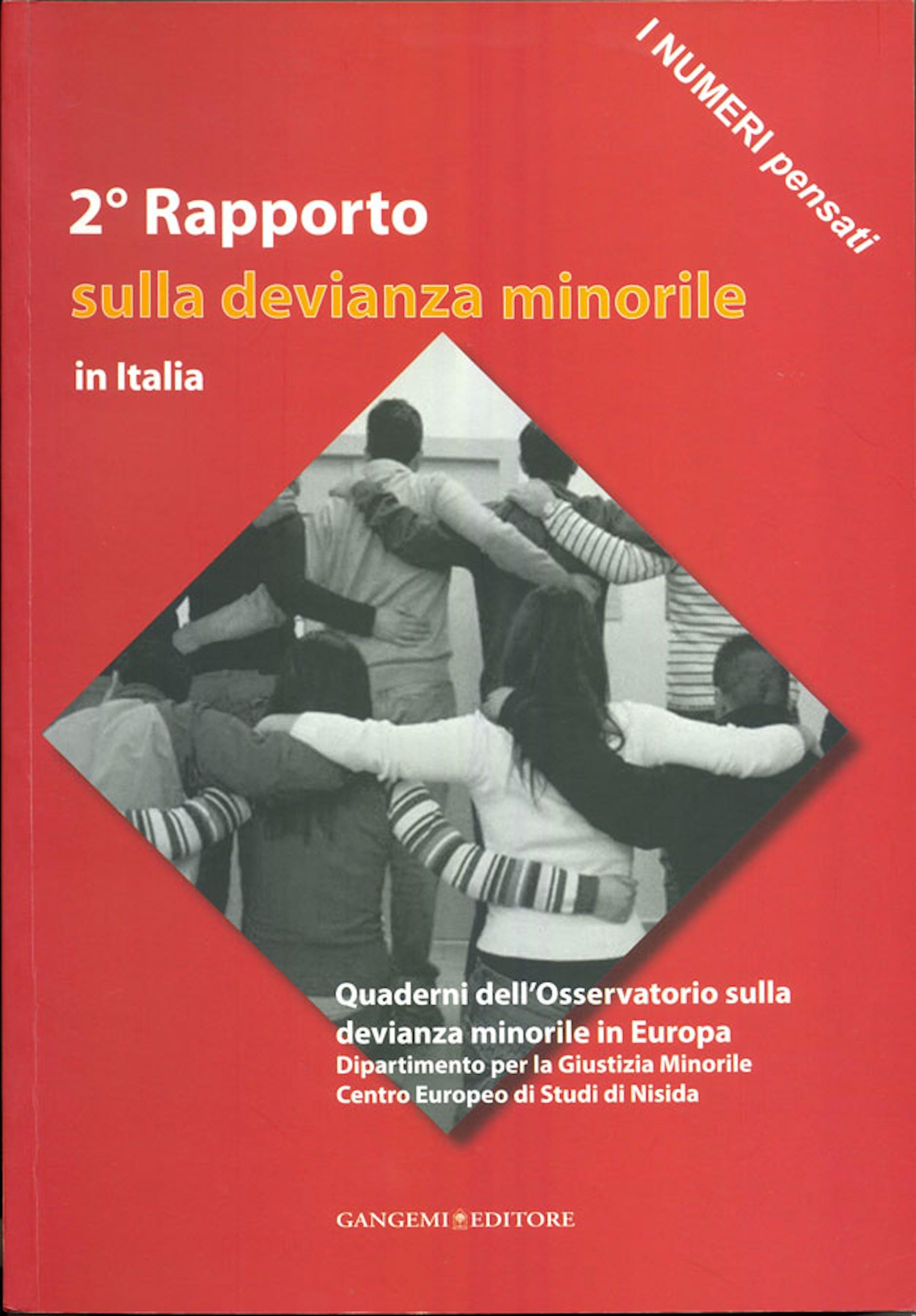 La copertina del rapporto