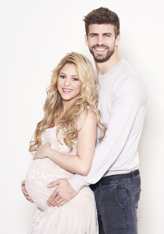 Shakira e Gerard Piqué - ©Jaume de la Iguana