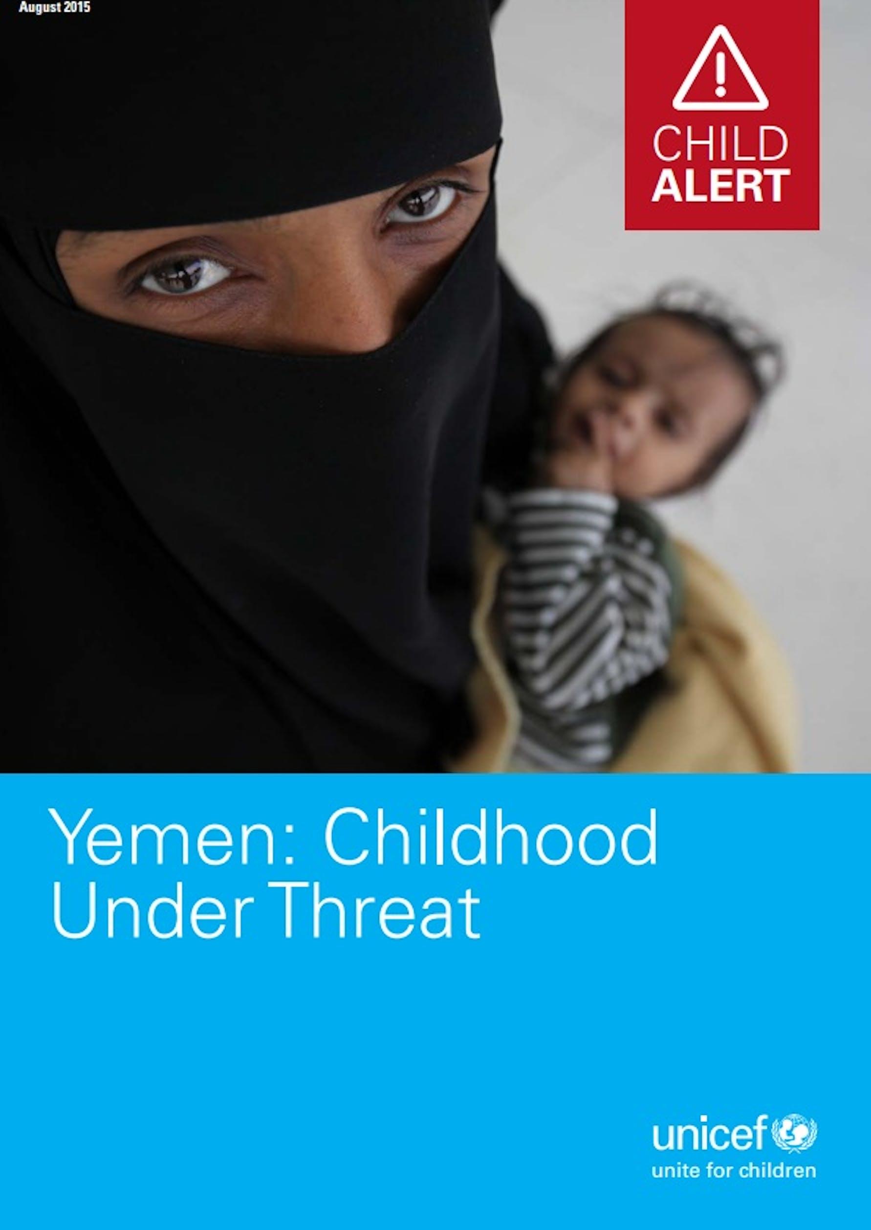 Yemen: Childhood Under Threat