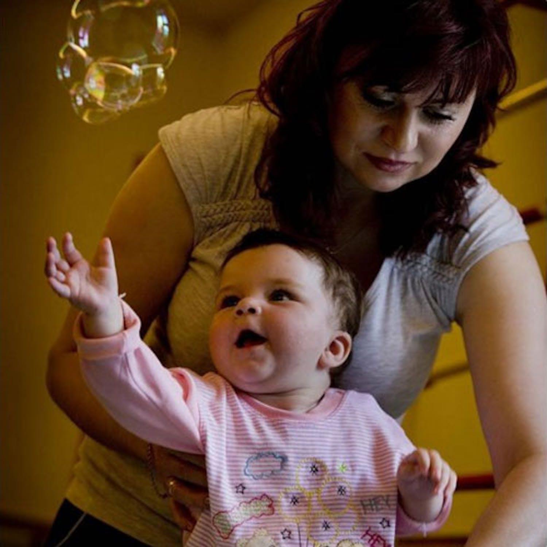 La Bielorussia è stata dichiarata ufficialmente libera dalla trasmissione madre-figlio di HIV e sifilide - ©UNICEF