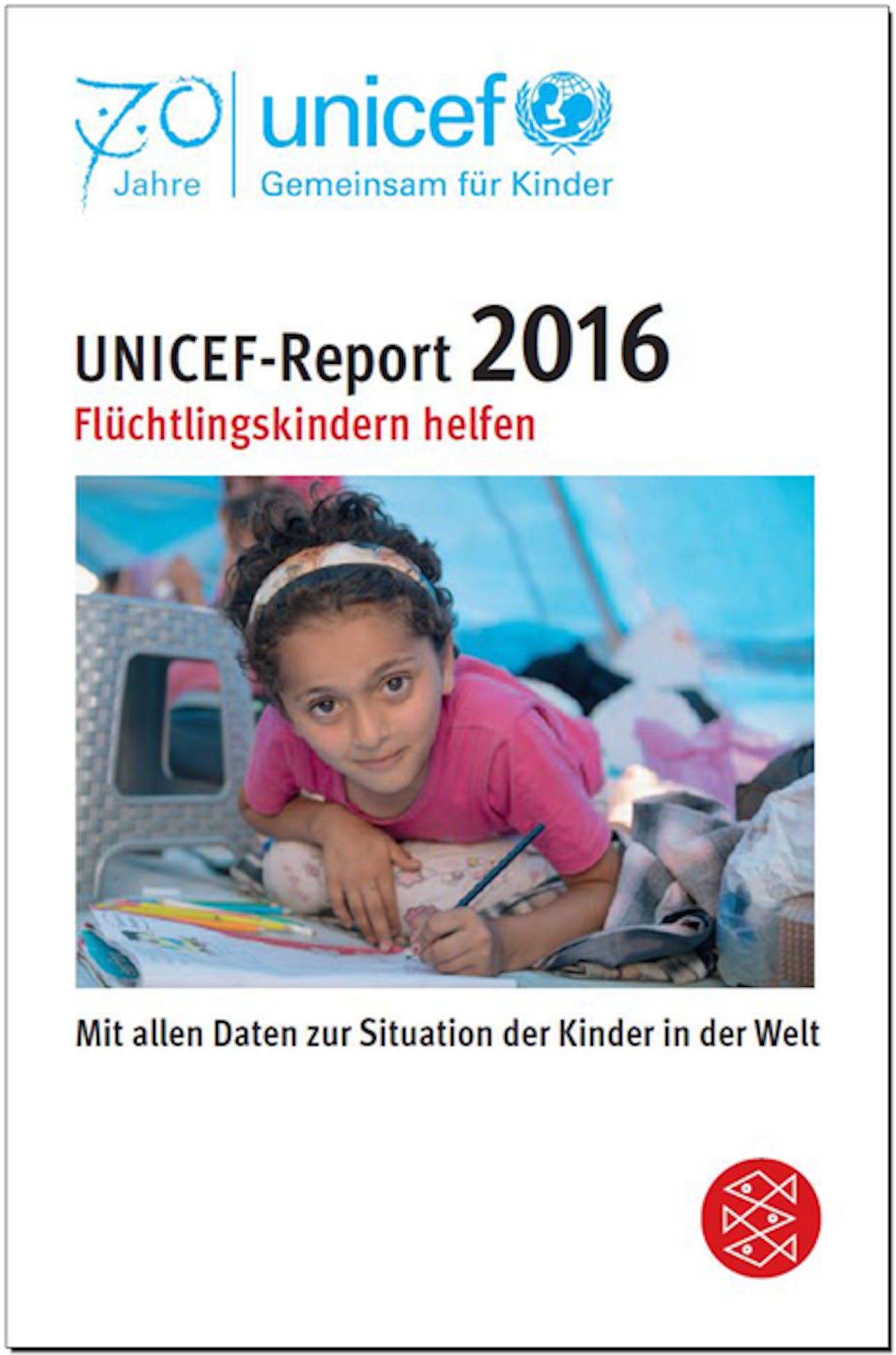 Rapporto UNICEF Germania 2016