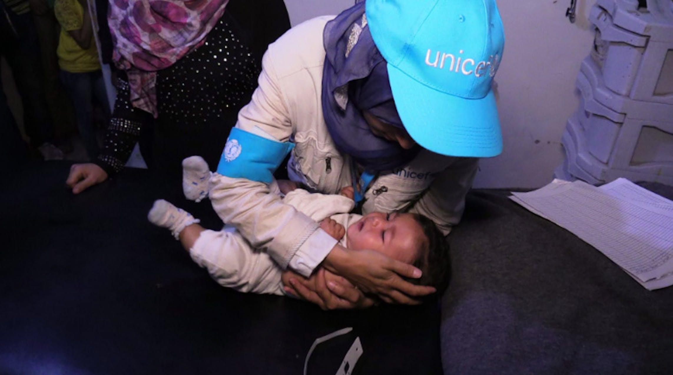 © UNICEF/Syria2016