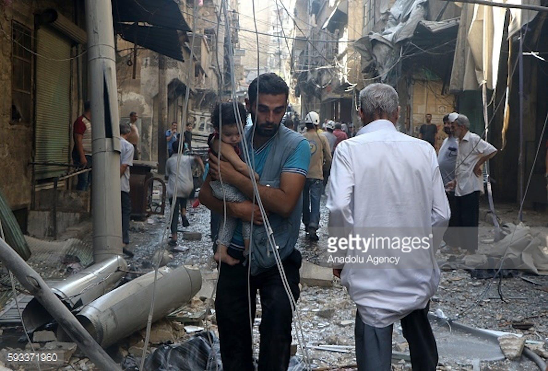 Photo by Ibrahim Ebu Leys/Anadolu Agency/Getty Images