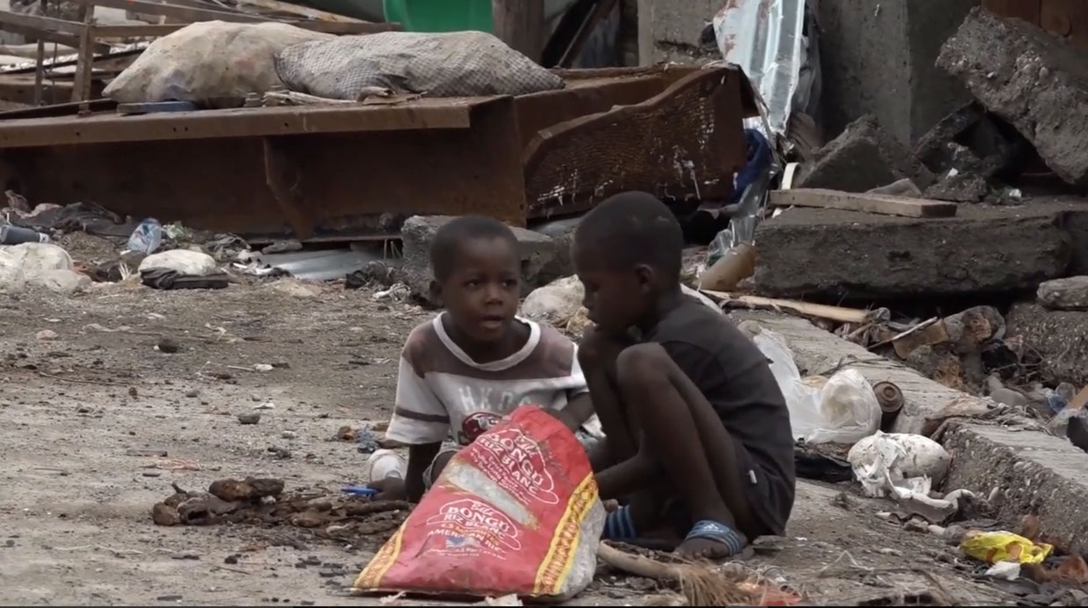 Bambini di Haiti - ©UNICEF Video