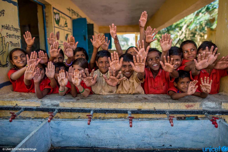 © UNICEF/UN035546/UNICEF/UN016435/Singh