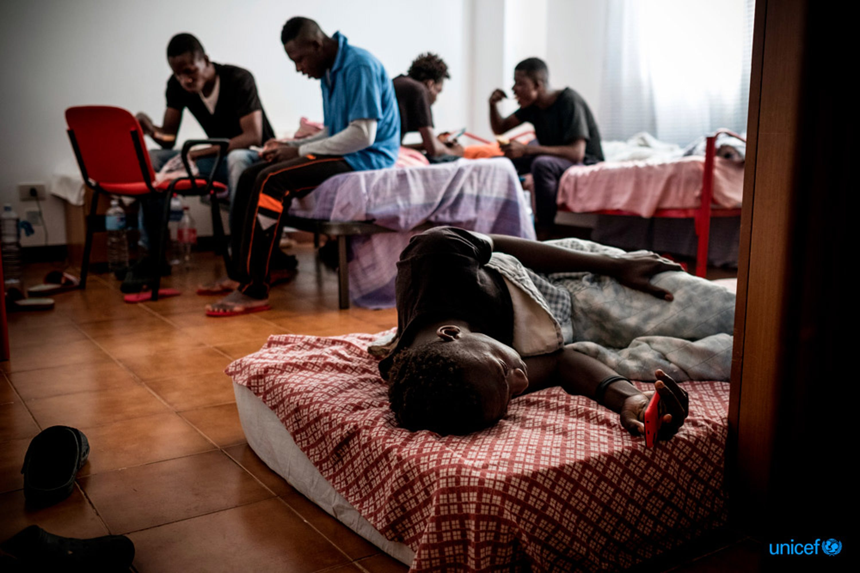 © UNICEF/UN020052/Gilbertson VII Photo