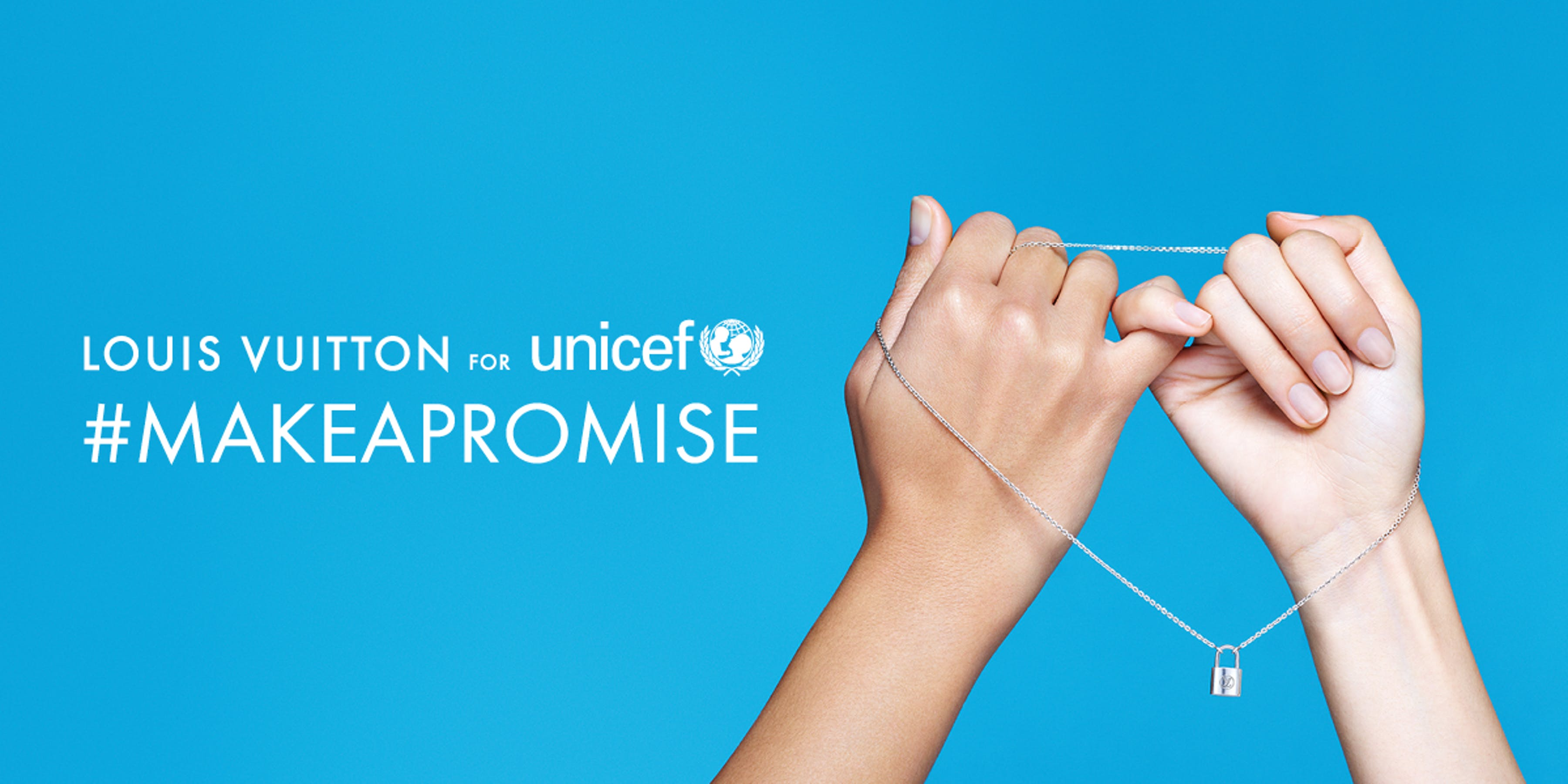 Unicef e Luis Vuitton