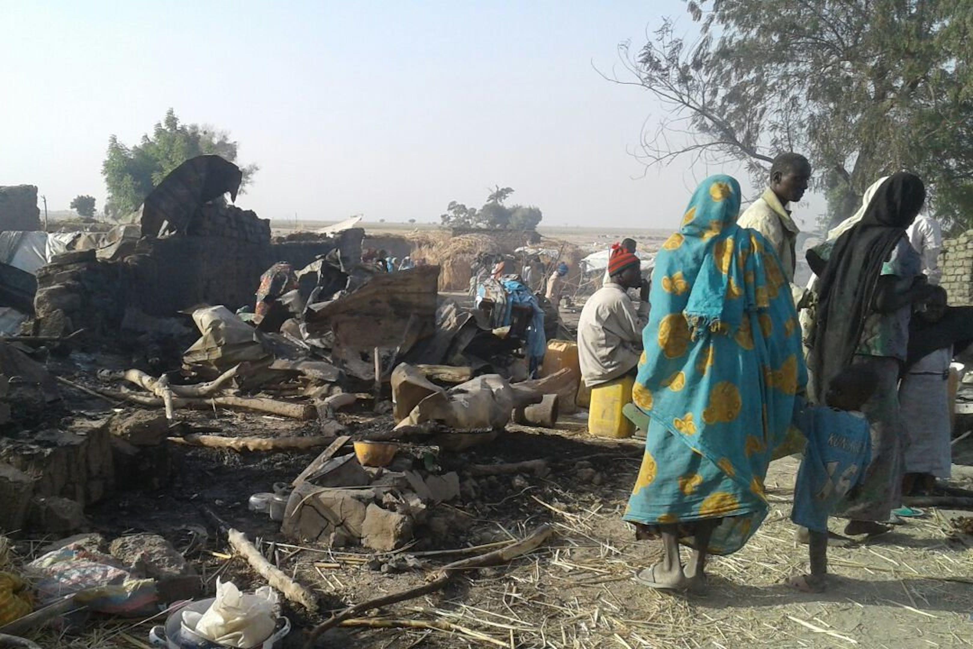 Tragica perdita di vite umane nel campo per sfollati di Rann, nella Nigeria nord-orientale