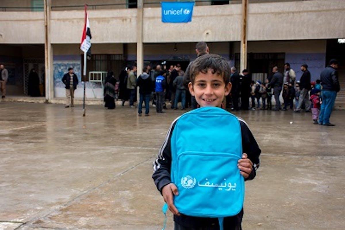 © UNICEF Iraq/2017/Ramadhan
