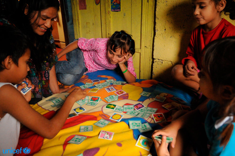 © UNICEF/UNI139102/Markisz