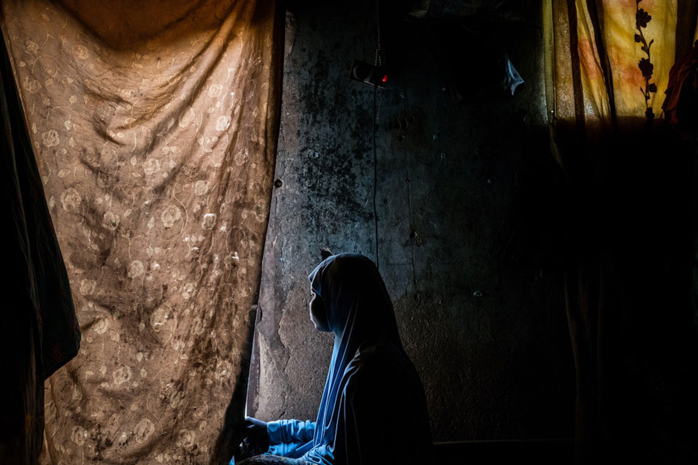 Dada, 15 anni, è stata rapita e costretta a