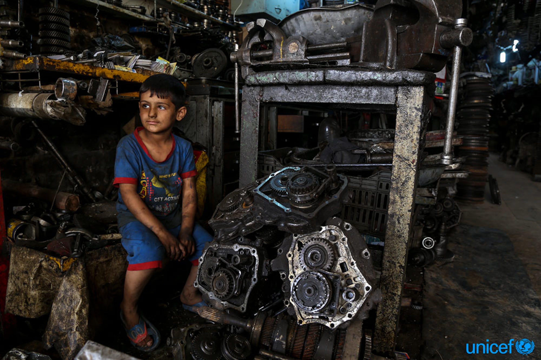 © UNICEF/UN020101/Khuzaie