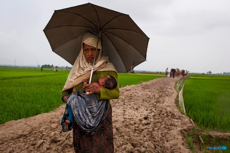 © UNICEF/UN0119953/Brown