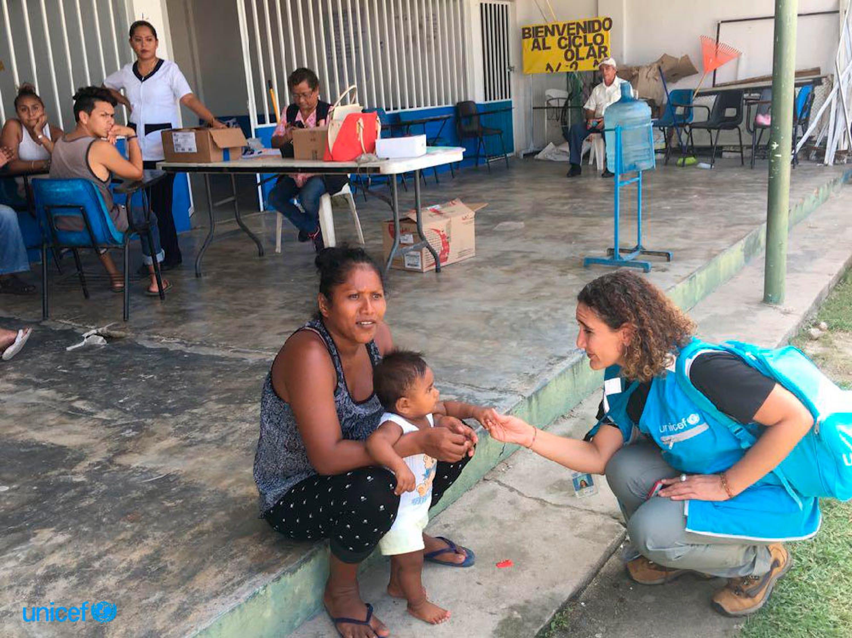 © UNICEF/UN0120068/Rocio Ortega