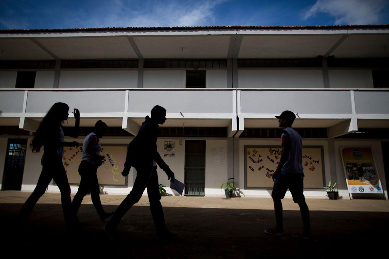 Adolescenti di Taiobeiras, nello stato di Minas Gerais (Brasile) - ©UNICEF/UN017639/Ueslei Marcelino