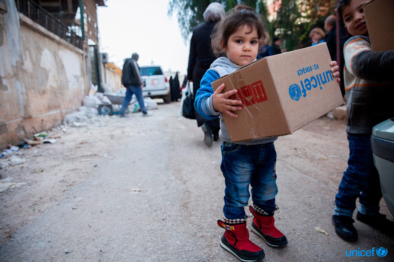 © UNICEF/UN0155577/Penttila