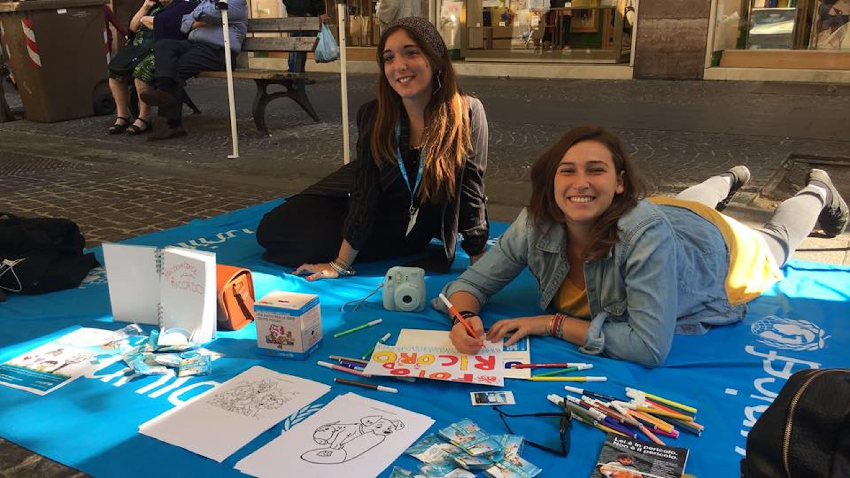 UNICEF per la festa dei nonni e dei nipoti, il 29  e 30 settembre in oltre 500 piazze italiane