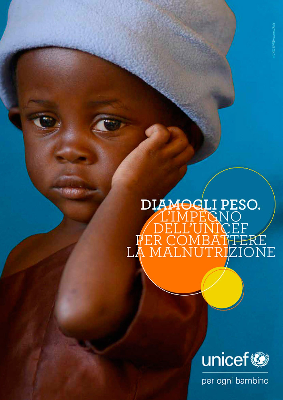 Dalla fame all'obesità: nuovo rapporto UNICEF sulle forme della malnutrizione infantile