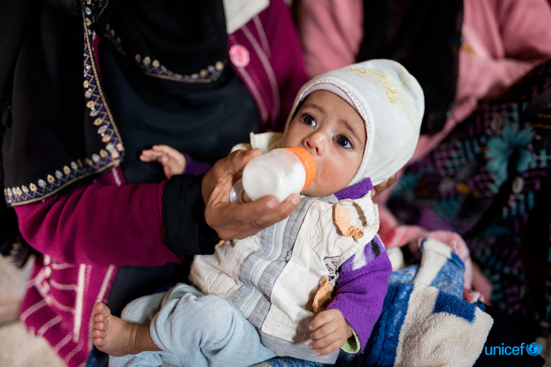 © UNICEF/UN0318227/Alahmadi