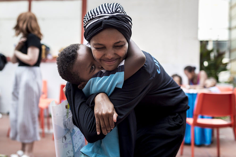 Per gentile concessione ©Francesco Alesi per UNICEF USA