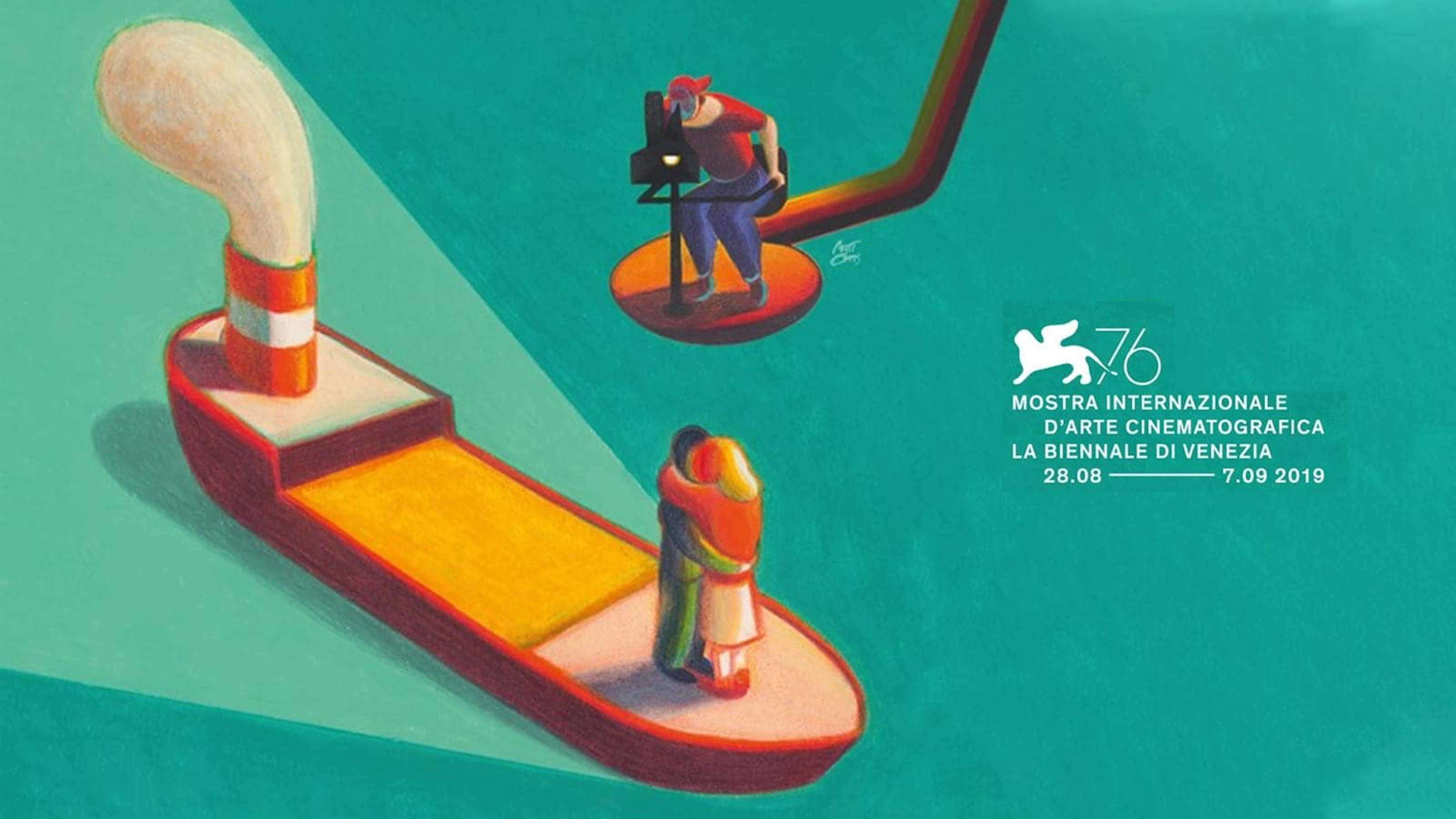 L'UNICEF Italia alla 76° Mostra Internazionale d'Arte Cinematografica di Venezia