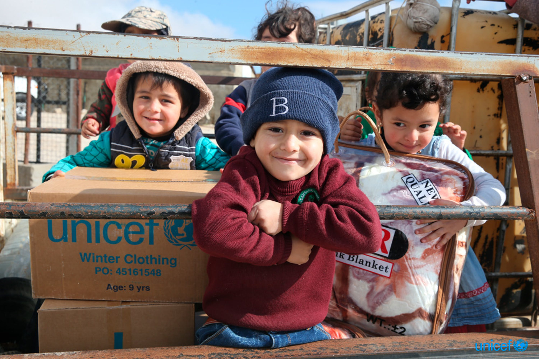 © UNICEF/UN0326761/Haidar