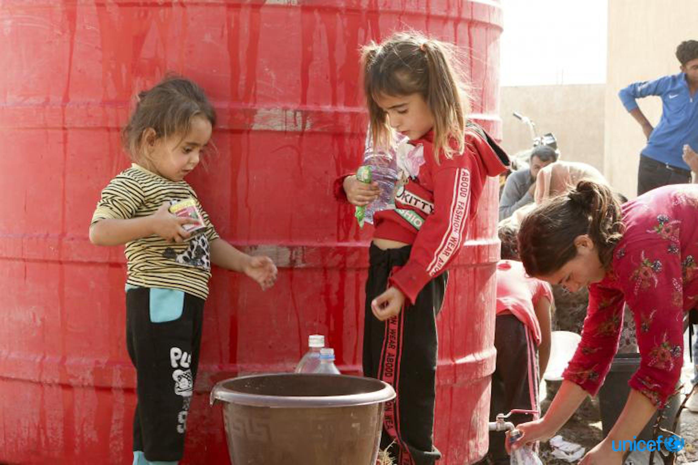 UNICEF/Hasan