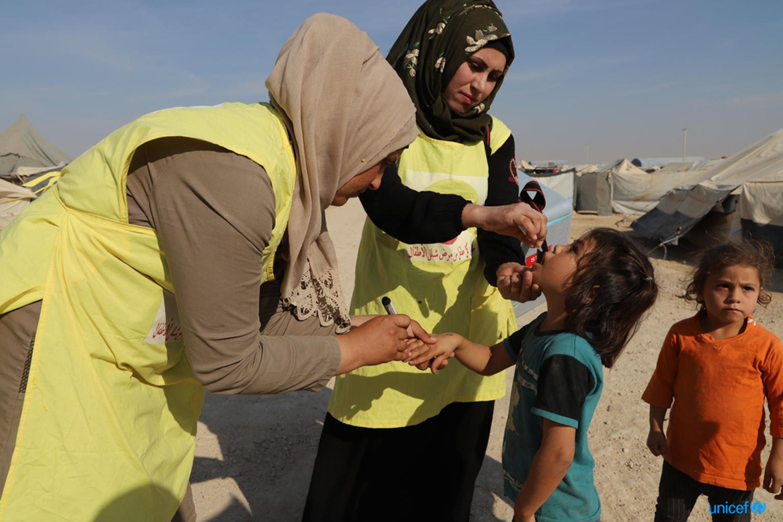 © UNICEF/UNI219063/Ahmad
