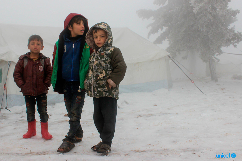 © UNICEF/UNI296658/Alshami