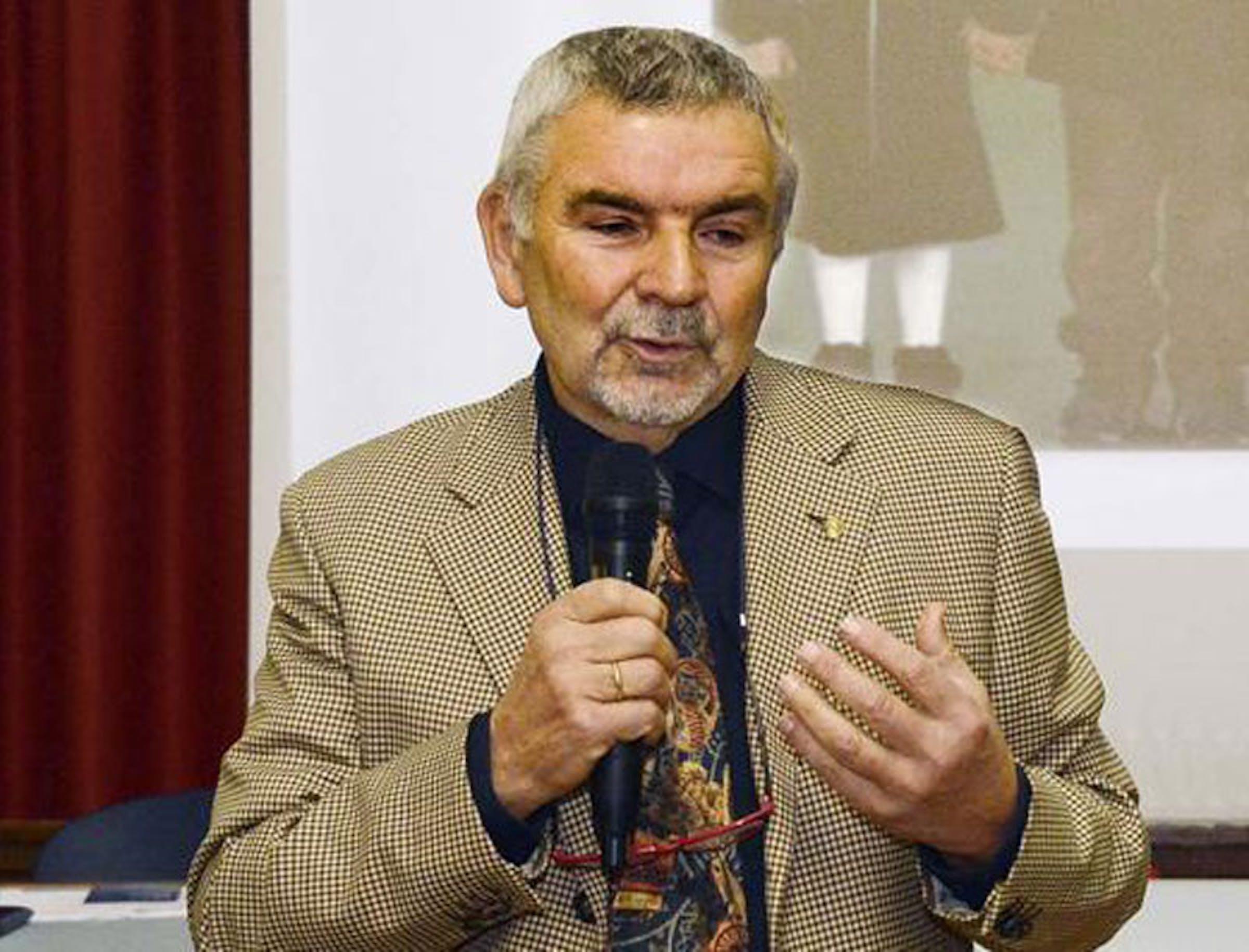 Stefano Taravella, presidente del collegio dei Probiviri dell'UNICEF Italia - ©www.ilcittadino.it - Lodi
