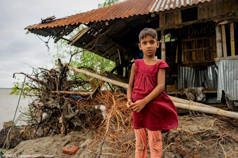 Aspettando il ciclone Anphan a Cox's Bazar (Bangladesh) - © UNICEF Bangladesh/2020