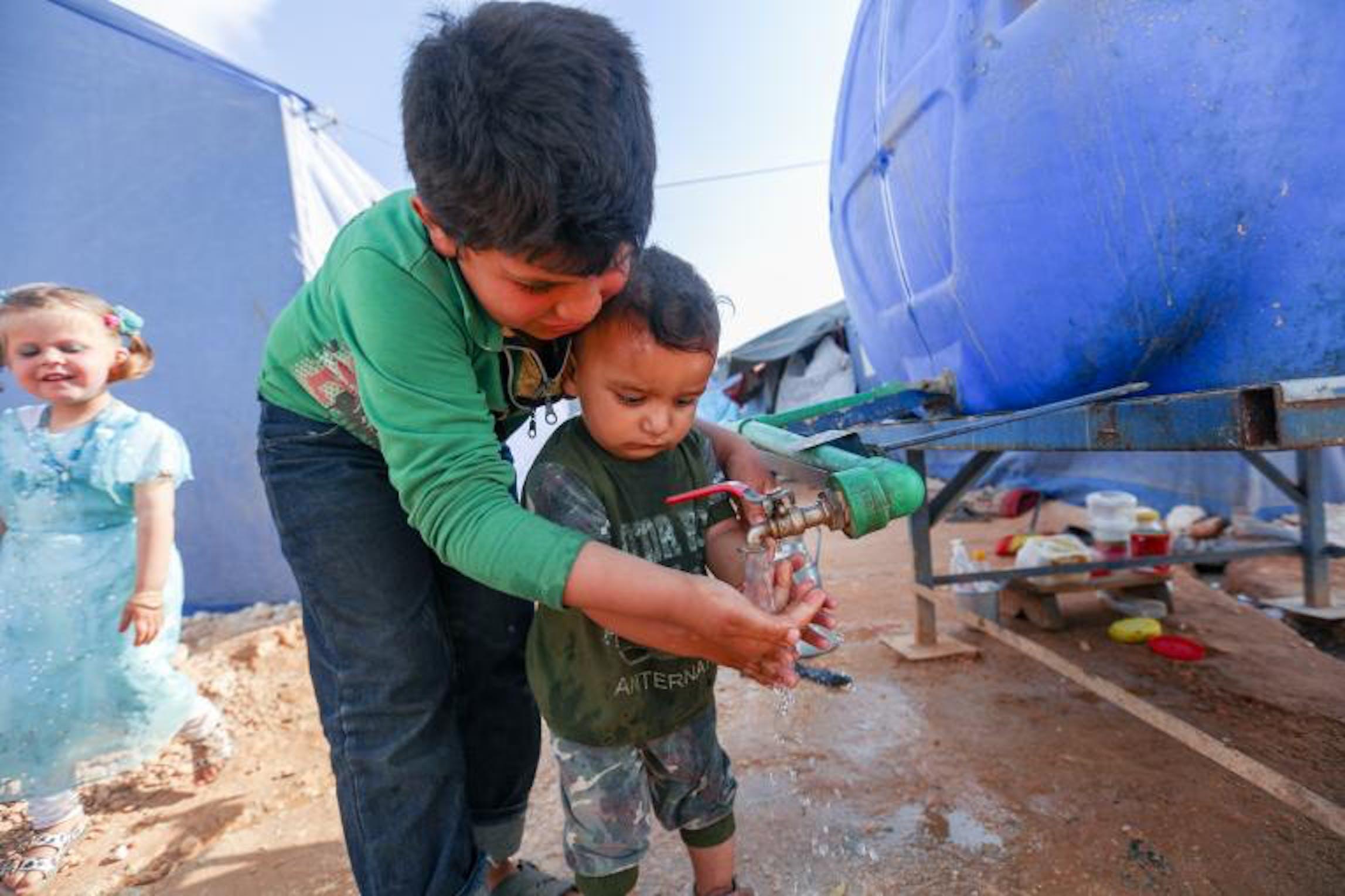 © UNICEF/UNI325083/Albam2020