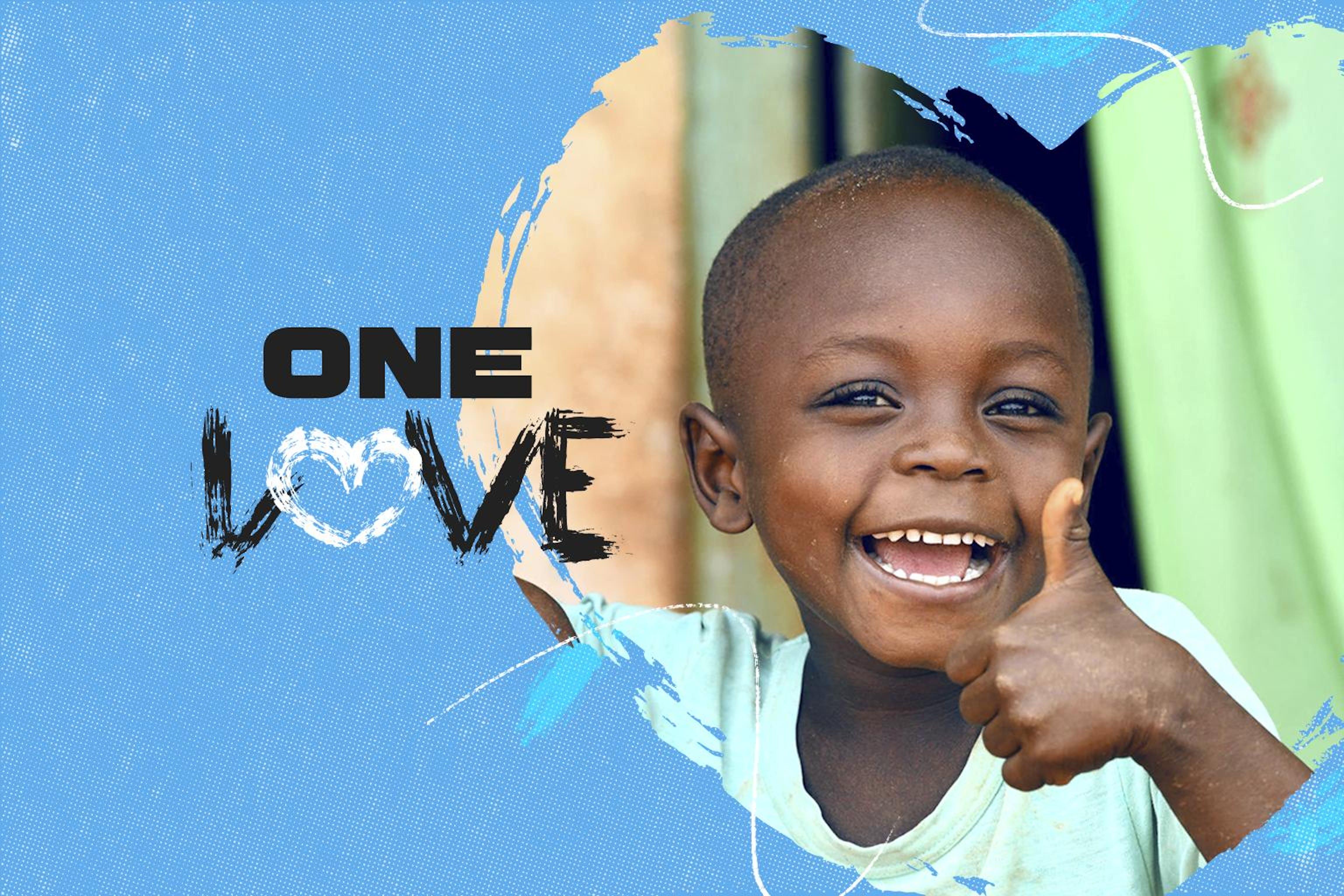 Amore contro il COVID: UNICEF e la famiglia Marley re-immaginano