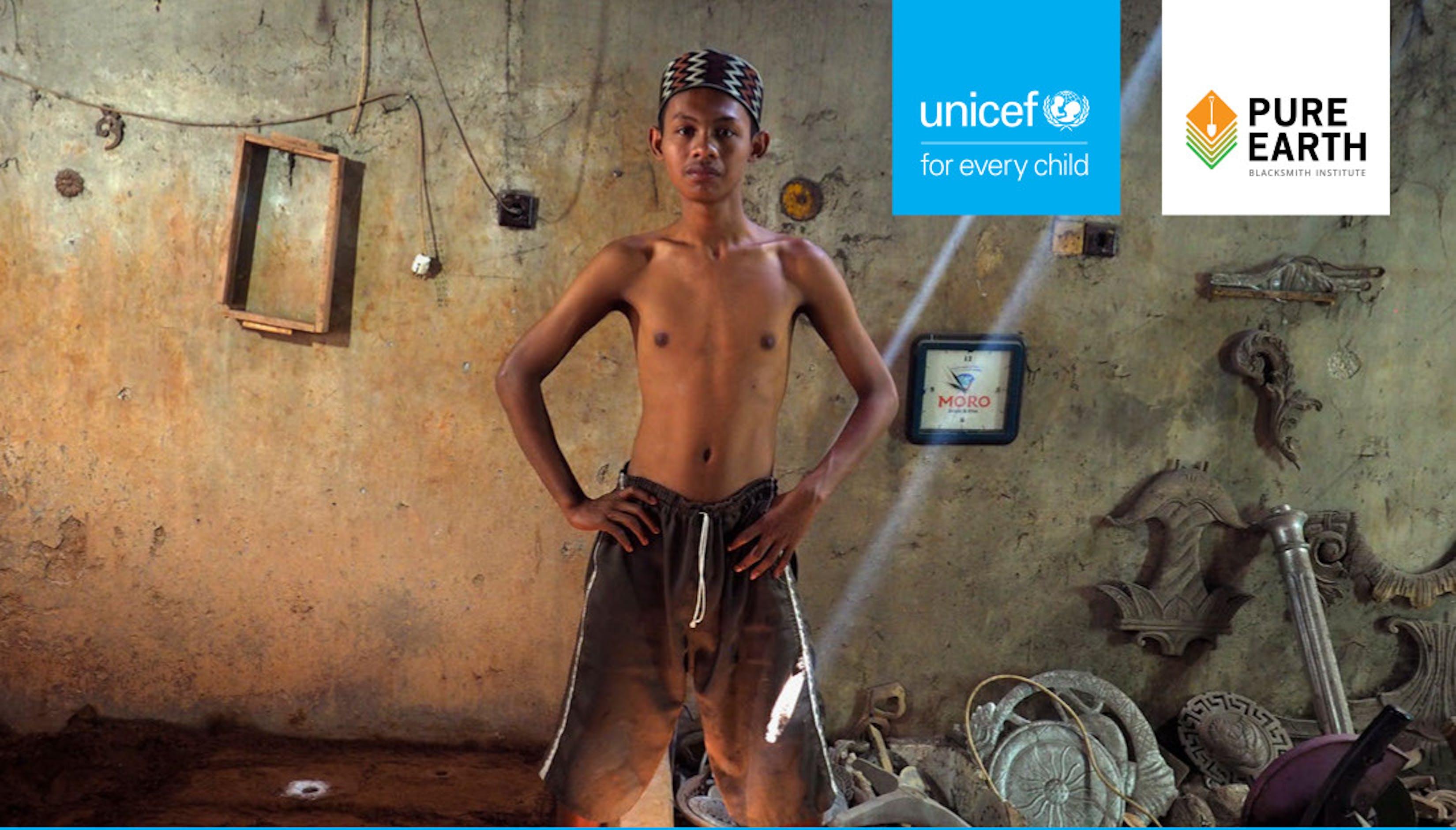 Settimana internazionale per la prevenzione dell'avvelenamento da piombo, 800 milioni di bambini ne sono colpiti