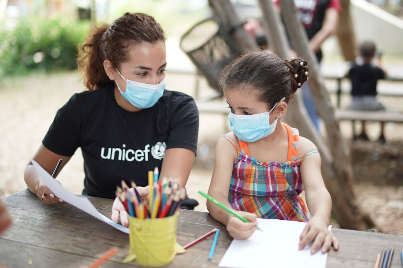 © UNICEF/UNI366078/Choufany